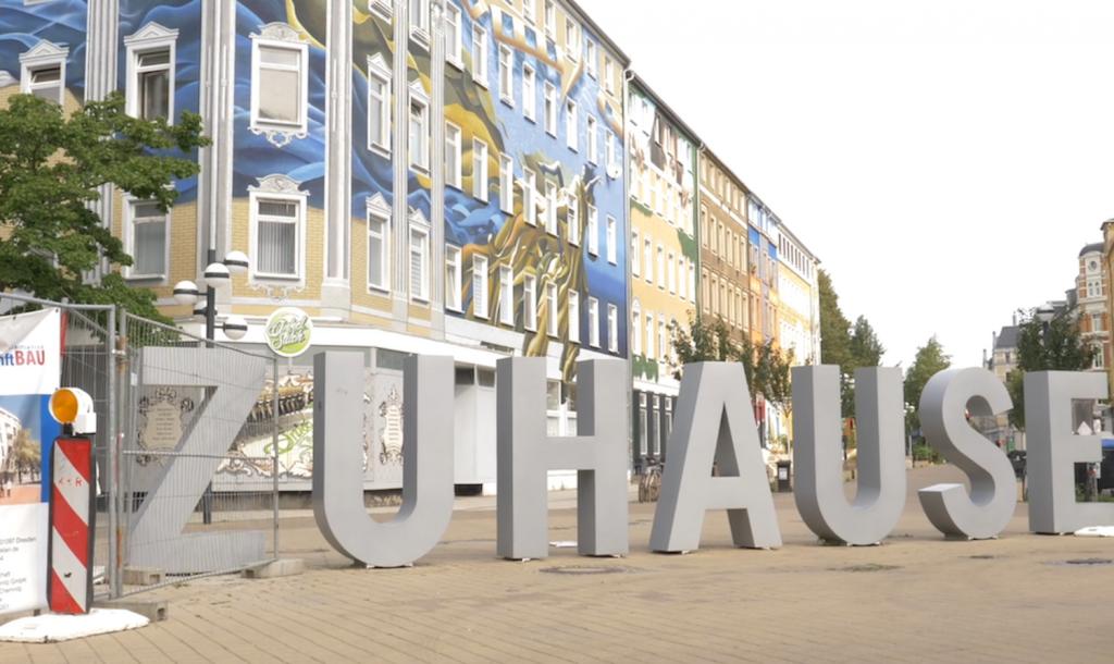Energetische Stadtsanierung Chemnitz Brühl Maas Media
